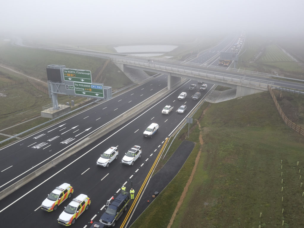 A14 Opening